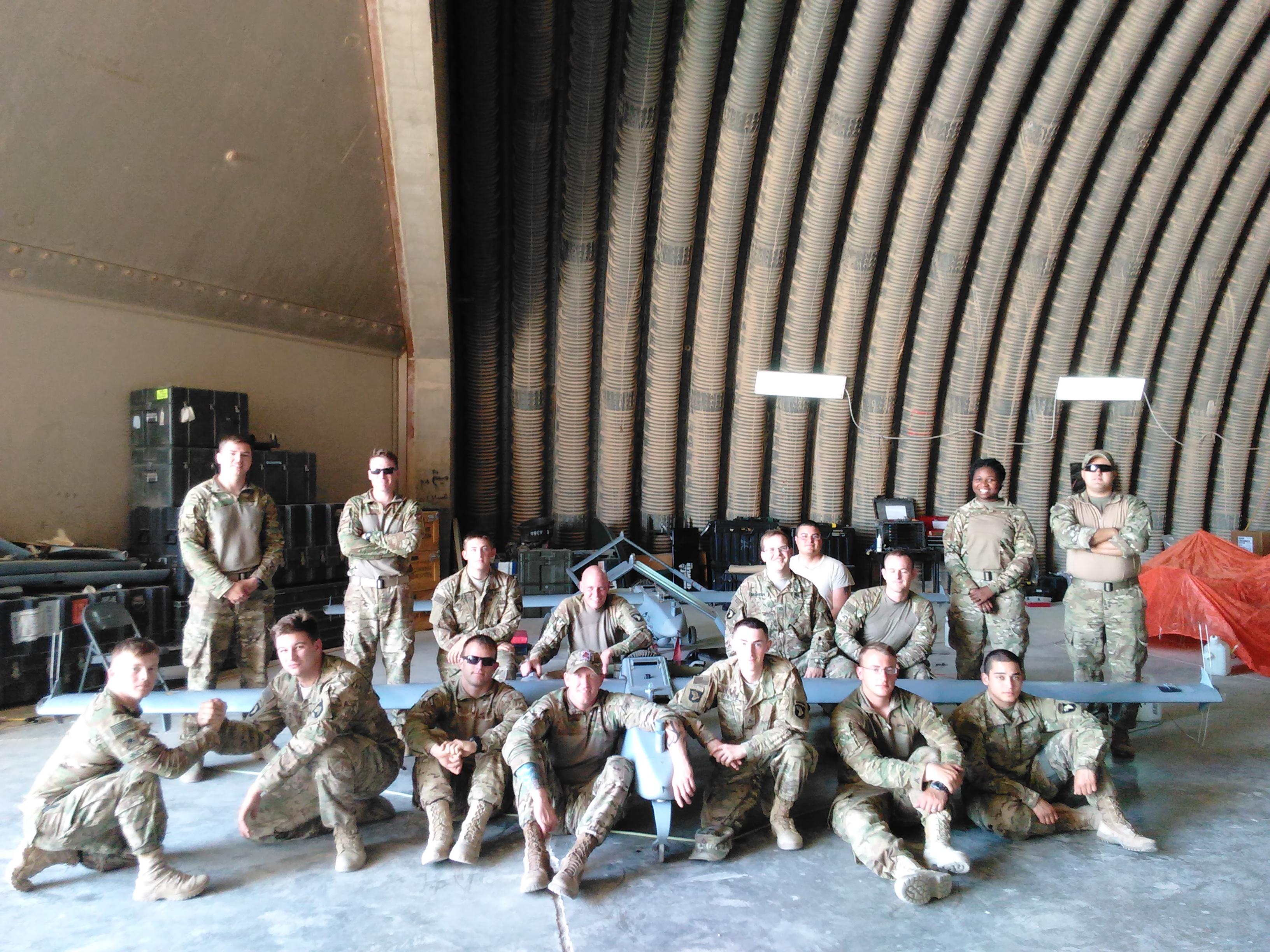 Platoon Thank You